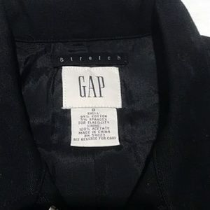 GAP Jackets & Coats - Gap black jacket